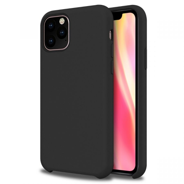 SSBKC0393_SO SEVEN SMOOTHIE IPHONE 11 PRO MAX (6.5) black backcover