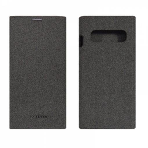 SSFLS0022_SO SEVEN GENTLEMAN BOOK SAMSUNG S10 grey