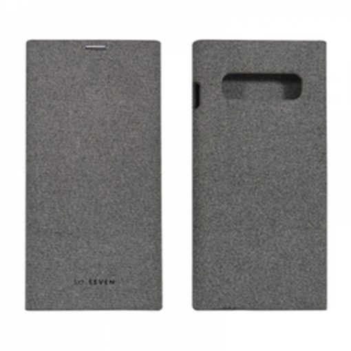 SSFLS0024_SO SEVEN GENTLEMAN BOOK SAMSUNG S10 PLUS grey