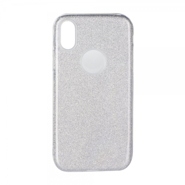 SSUNIPXS_SENSO SUNSHINE IPHONE X XS silver backcover