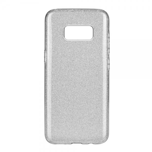 SSUNS8PS_SENSO SUNSHINE SAMSUNG S8 PLUS silver backcover