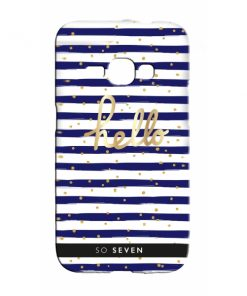 SVNCSBDMBLJ1_SO SEVEN CRUISE blue stripes SAMSUNG J1 2016 backcover