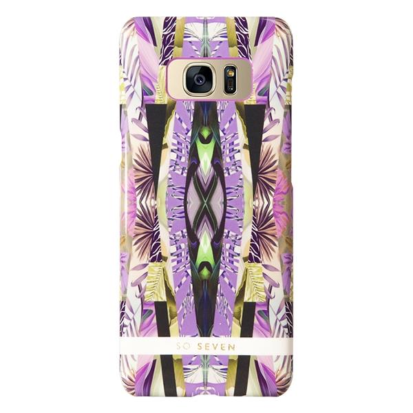 SVNCSMIAMI3S8_SO SEVEN MIAMI SAMSUNG S8 purple backcover