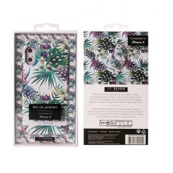 SVNCSRIO1IP8_SO SEVEN RIO ORCHID IPHONE X XS backcover