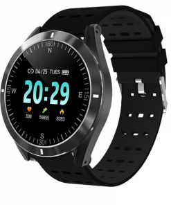 SWAP6B_SW AP6 SMART WATCH FITNESS black
