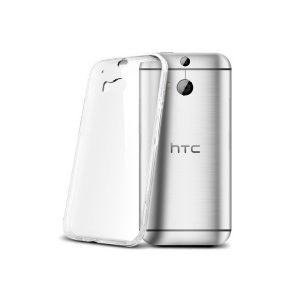 TPU03HTCM8M_iS TPU 0.3 HTC ONE M8 MINI trans backcover
