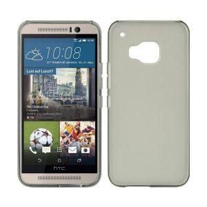 TPU03HTCM9SM_iS TPU 0.3MM HTC ONE M9 SMOKE backcover