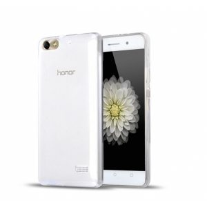 TPUHUAHON4CTR_iS TPU 0.3 HONOR 4C trans backcover