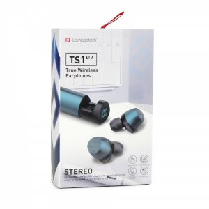 TS1PRO_TS1 PRO BLUETOOTH HANDSFREE BUDS TWS WITH POWER BANK silver black