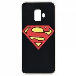 WBSUSAS9_WARNER BROS SUPERMAN SAMSUNG S9 backcover