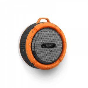 WPWH05_FONEX PORTABLE SPEAKER WITH BLUETOOTH orange