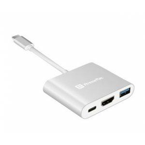 XAH-HUC-03_XTREMEMAC TYPE-C HUB - HDMI + USB-A + USB-C PORTS