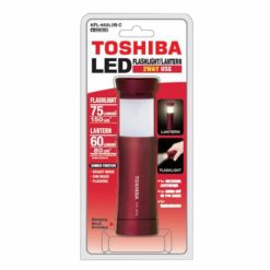 00157563_TOSHIBA 2-way LED TORCH KFL-403L(R) C BP red