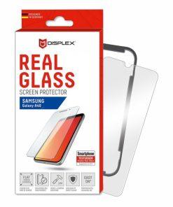 01092_DISPLEX REAL GLASS 2D SAMSUNG A40 WITH APPLICATOR