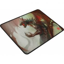 50558_DEFENDER DRAGON RAGE M GAMING MOUSE PAD size 360 x 270 x 3 mm