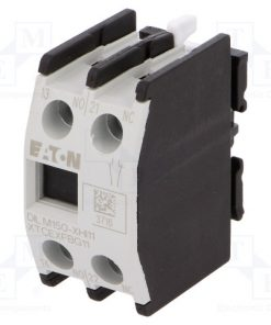 DILM150-XHI11_Auxiliary contacts; Leads: screw terminals; Mounting: front
