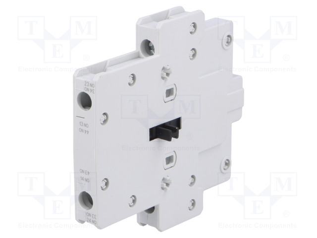 BCLL20_Auxiliary contacts; Series: CL; Leads: screw terminals