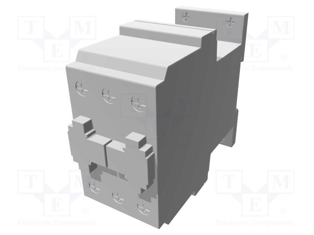 BF3200D220_Contactor:3-pole; NO x3; 220VDC; 32A; DIN; BF; screw terminals
