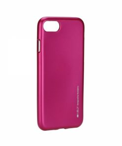 IJELLYIP7P_i-JELLY IPHONE 7 / 8 / SE (2020) pink backcover