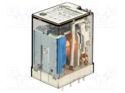 55.13.9.012.0000_Relay: electromagnetic; 3PDT; 12VDC; industrial; Series:55.13