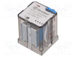 62.33.9.220.0040_Relay: electromagnetic; 3PDT; 220VDC; 16A/250VAC; 16A/30VDC