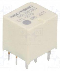 EX2-2U1(S)_Relay: electromagnetic; SPDT x2; Ucoil:12VDC; 30A; automotive