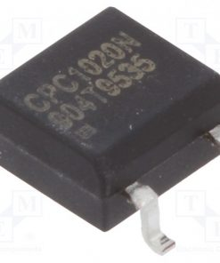 CPC1020N_Relay: solid state; 1.2A; max.30VDC; max.30VAC; SMT; SOP4; -40÷85°C