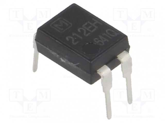 AQY212EH_Relay: solid state; Icntrl max:3mA; 550mA; max.60VAC; max.60VDC