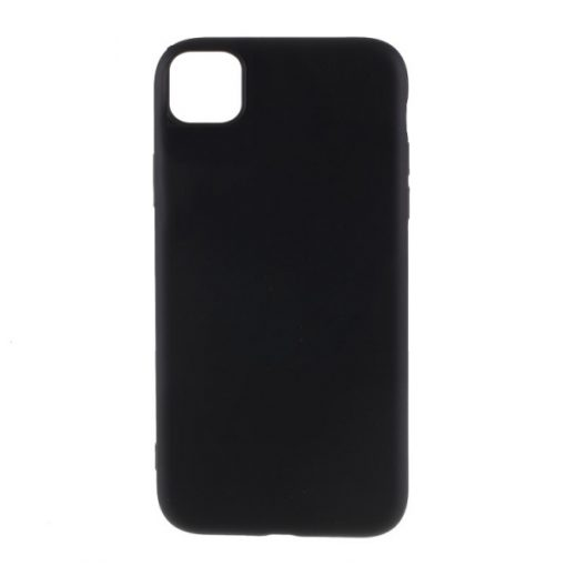 SESTHUAY5PB_SENSO SOFT TOUCH HUAWEI Y5P black backcover