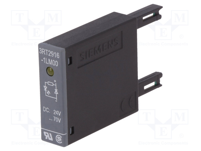 3RT2916-1LM00_Surge arrestor; noise suppression diode; Series:3RT20; Size: S00