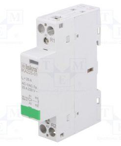30.046.841_Contactor:1-pole installation; NC; 230VAC; 25A; DIN; IKA