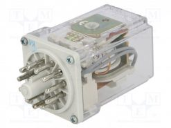 R15-1013-23-4160_Relay: electromagnetic; 3PDT; 10A/250VAC; 10A/24VDC; max.440VAC