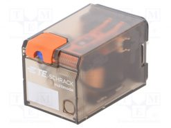 7-1393091-4_Relay: electromagnetic; 3PDT; 110VDC; 10A/240VAC; 10A; max.400VAC