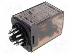 7-1393091-7_Relay: electromagnetic; 3PDT; 220VDC; 10A/240VAC; 10A; max.400VAC