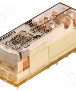 8-1415053-1_Relay: electromagnetic; 3PST-NO + SPST-NC; Ucoil:12VDC; 8A/30VDC