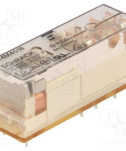 9-1415053-1_Relay: electromagnetic; 3PST-NO + SPST-NC; Ucoil:18VDC; 8A/30VDC