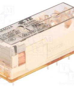 4-1415053-1_Relay: electromagnetic; 3PST-NO + SPST-NC; Ucoil:24VDC; 8A/30VDC
