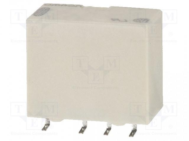 G6J-2FS-Y 5VDC_Relay: electromagnetic; DPDT; Ucoil:5VDC; 0.3A/125VAC; 1A/30VDC