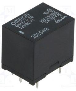 G5LE-1-36 12VDC_Relay: electromagnetic; SPDT; Ucoil:12VDC; 10A/240VAC; 8A/30VDC