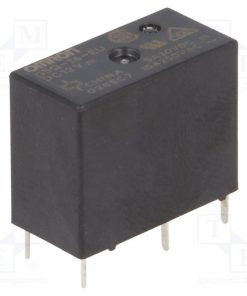 G5Q-14-EU 12VDC_Relay: electromagnetic; SPDT; Ucoil:12VDC; 10A/250VAC; 5A/30VDC