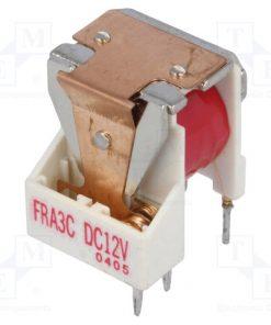 FRA3C-DC12_Relay: electromagnetic; SPDT; Ucoil:12VDC; 15A; automotive; 1.2W