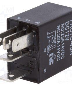 FRC7C-4SN DC12V_Relay: electromagnetic; SPDT; Ucoil:12VDC; 25A; automotive; 1.5W