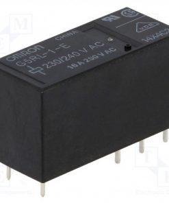 G5RL-1-E230/240AC_Relay: electromagnetic; SPDT; Ucoil:230VAC; 16A/250VAC; 16A/24VDC