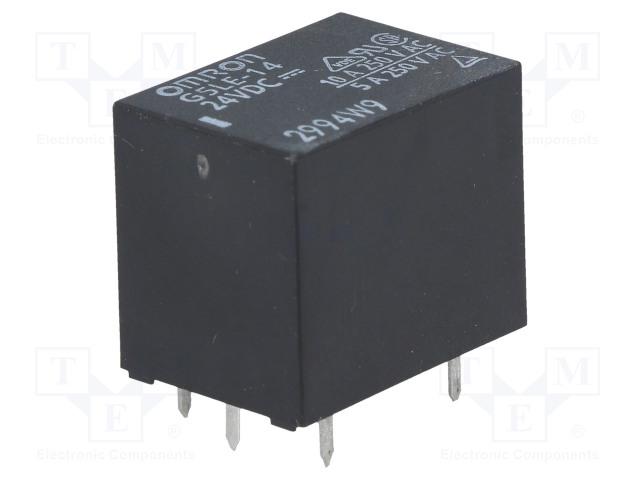 G5LE-14 24VDC_Relay: electromagnetic; SPDT; Ucoil:24VDC; 10A/240VAC; 8A/30VDC