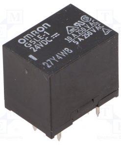 G5LE-1 24VDC_Relay: electromagnetic; SPDT; Ucoil:24VDC; 10A/240VAC; 8A/30VDC