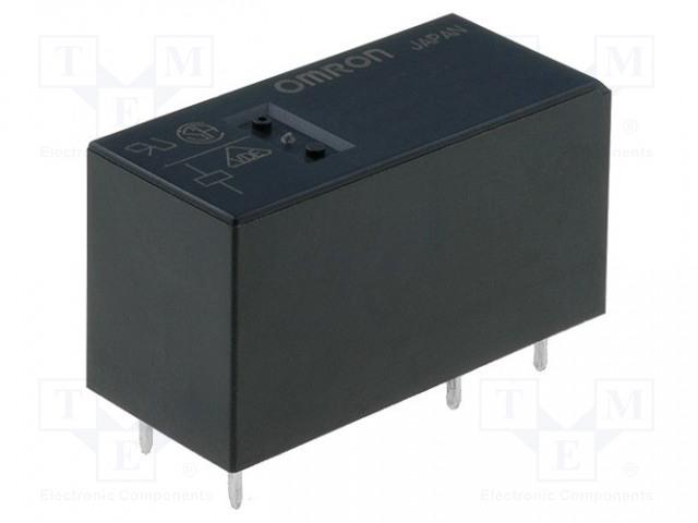 G2RL-1A-E 12VDC_Relay: electromagnetic; SPST-NO; Ucoil:12VDC; 16A/250VAC