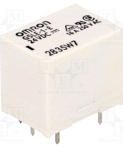 G5LE-1-E 24VDC_Relay: electromagnetic; SPDT; Ucoil:24VDC; 16A/250VAC; max.250VAC