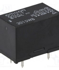 G5LE-1 6VDC_Relay: electromagnetic; SPDT; Ucoil:6VDC; 10A/240VAC; 8A/30VDC