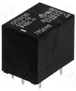 G5LE-14 9DC_Relay: electromagnetic; SPDT; Ucoil:9VDC; 10A/240VAC; 8A/30VDC