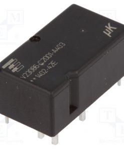 1413009-9_Relay: electromagnetic; SPDT x2; Ucoil:12VDC; 25A; 254Ω; 567mW